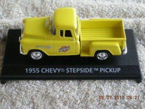 1955CNW 1955 Chevrolet Chicago & Northwestern Railroad Pickup Truck