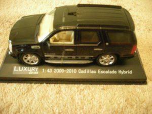 2009-2010 Cadillac Escalade Hybrid