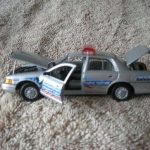 27267 Mt Morris, New York Patrol Car