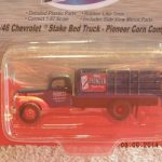 30375 1941 Chevrolet Pioneer Corn Co. Stake Truck