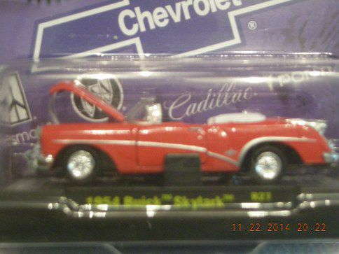 31500B6 1954 Buick Skylark