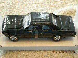 31960BK 1966 Chevrolet Chevelle SS 396