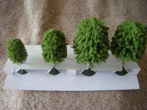 """32106 2 - 3"""" Deciduous Trees"""