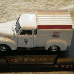 32396 1953 Chevy Ice Cream Truck
