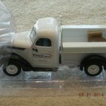 40-0306 1938 International Prier Bros. D-2 Work Truck