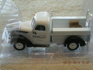 40-0306 1938 International Prier Bros. D-2 Work Truck
