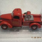 40-0338 International Fire Patrol Dispatch D2 Brush Truck