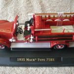 43001 1935 Mack Type 75BX Pumper