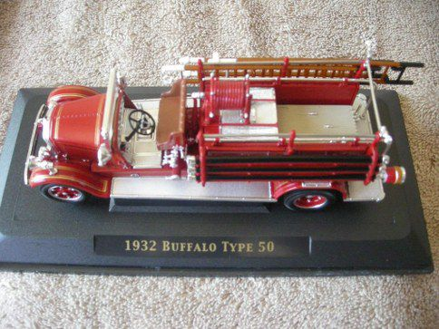 Buffalo Type 50 Pumper