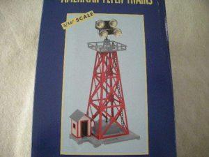 49814 Am Flyer #774 Floodlight Tower