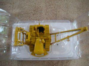 55210 Cat 572C Track Type Pipelayer