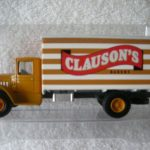 6402 Clauson's Bakery Box Van