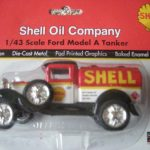 82001 Shell Oil Company Ford Model A Tanker