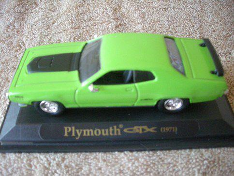 94218 1971 Plymouth GTX