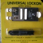 0152 Universal Lockon With Wires