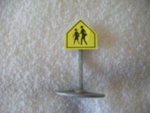 039 People Walking Road Sign