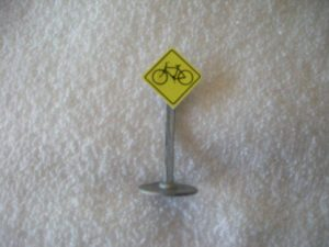 044 Bicycle Road Sign