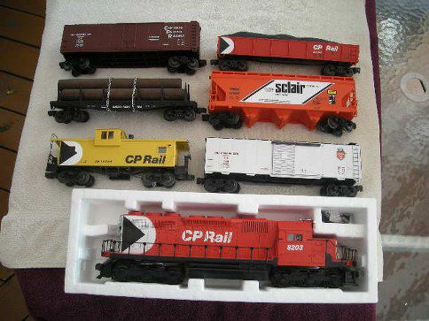 11710 C P Rail