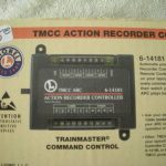 14181 TMCC Action Recorder Controller