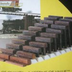 21452 Graduated Trestle Set