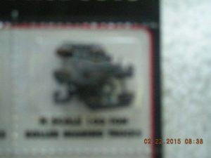 22070 100 Ton Roller Bearing Trucks