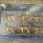 24251 Polar Express Caribou Animal Pack