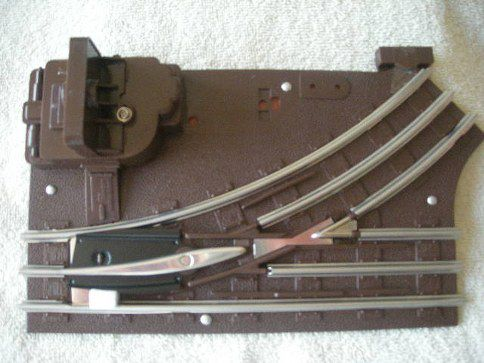 Accessories Toys & Hobbies Lionel O-27 Manual Right-Hand Switch tpr.sa