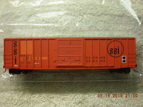 20001539 Atlantic & Western FMC 5077 SD box car