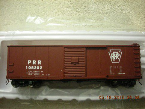3002610 Pennsylvania USRA steel rebuilt box car