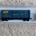 50001766 Louisville & Nashville 40' PS-1 box car