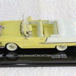 36297 Chevy Bel Air convertible car