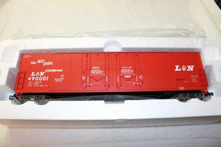 3002307 Louisville & Nashville 53' evans box car
