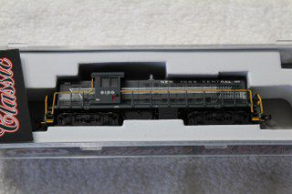 40001777 New York Central Rs-1 diesel engine