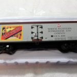 3001539 Alt-Brau Beer 40' wood side reefer