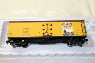 3002542 Altoona 36 lager Beer 40' wood side reefer