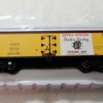 3002543 Finks Purple Ribbon Beer 40' wood side reefer