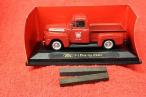1948LI 1948 Ford Long Island Railroad F-1 pickup truck