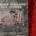 7093 Insulated rail joiners
