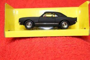 94216mbk 1967 Chevy Camaro Z28