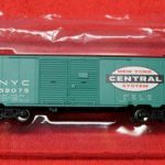38526 New York Central AAR double door boxcar