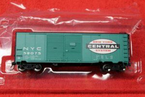 38526 New York Central AAR double door boxcar