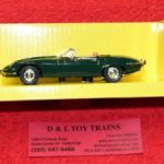 94244gn Lucky Die Cast 1:43rd scale 1971 Juguar E Type car