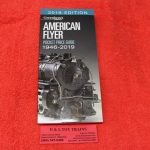 108619 2019 American Flyer price guide