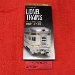 108719 2019 Lionel Trains price guide