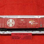 20004715 Atlas HO Scale Santa Fe 60'boxcar