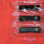 20004896 Atlas HO Scale Chesapeake & Ohio 70 ton hopper car