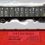 20004904 Atlas HO Scale Reading Northern 70 ton hopper car