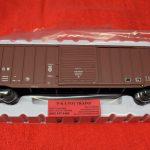 "2001046 Atlas O 3 Rail Susquehanna 50'6"" ACF boxcar"