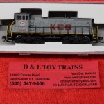 40003830 Atlas N scale Kansas City Southern MP15DC diesel engine