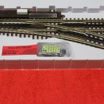 6073 Atlas O scale 3 rail O-72 right hand switch